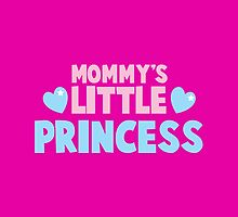 Mommy's little princess  by jazzydevil