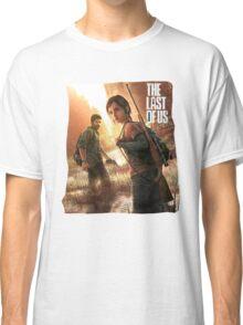 Joel and Ellie Classic T-Shirt