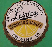Summer Shandy bottle cap by kdog1496