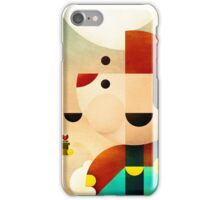Lost in Marioland iPhone Case/Skin