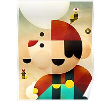 Lost in Marioland Poster