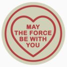 Geeky Love Hearts - Force by SevenHundred