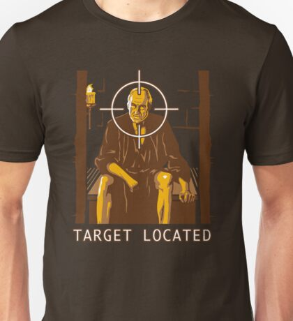 Target Located T-Shirt