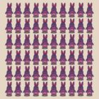 Clone-o Bunnies by GiantMidget