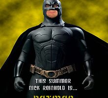 I am Batman by Nicholas  Reinhold