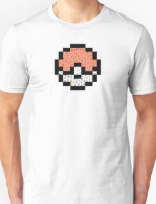 Pokeball Gen1 Sprites Unisex T-Shirt