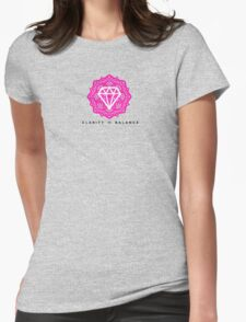Diamond Life: Clarity ∞ Balance (Mystery style) T-Shirt
