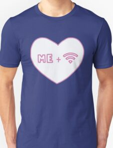 me and wifi Unisex T-Shirt