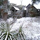 'Waldheim in Snow' by Roger Smith