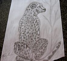 one of my pencil drawings by melynda blosser