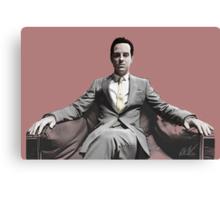 BBC SHERLOCK: Moriarty Canvas Print