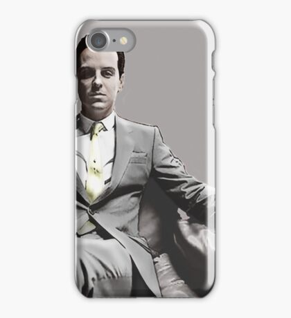 BBC SHERLOCK: Moriarty iPhone Case/Skin