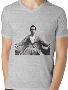 BBC SHERLOCK: Moriarty Mens V-Neck T-Shirt