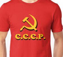 Soviet Union Unisex T-Shirt