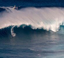 Jaws - Maui by Michael Treloar