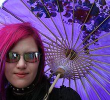 Umbrella by Daniela Muehlbauer