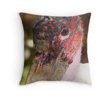 CLOUSE CLOUSE up  Throw Pillow