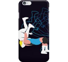 """Always Perfect"" Wrestling Design iPhone Case/Skin"