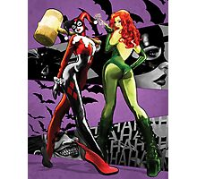 Crime Queens Photographic Print