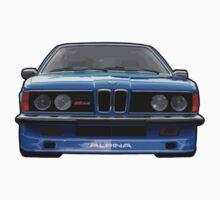 BMW Alpina B9 Biturbo - Blue by OldDawg