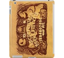 Nightmare Ouija Board iPad Case/Skin