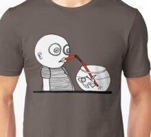 Fish Bowl. Unisex T-Shirt