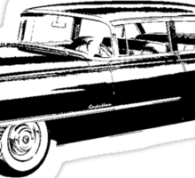 1954 Cadillac Sedan Sticker
