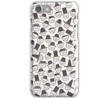 Cats With Hats iPhone Case/Skin