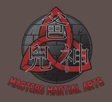 Masters Martial Arts T-Shirt