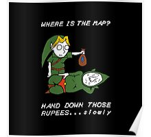 Where is the Map Tingle ? Poster