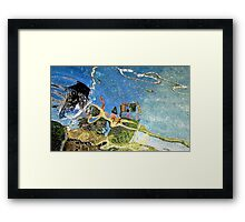 HARBOR SurrEAL Framed Print