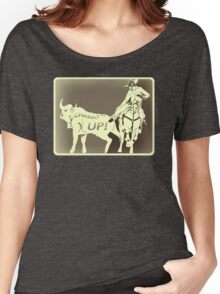 Charro Up Rusty Women's Relaxed Fit T-Shirt