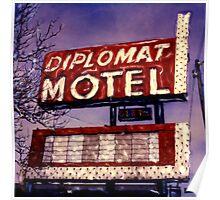 Diplomat Motel Poster