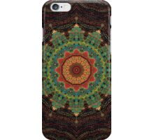 Rising Vibration iPhone Case/Skin