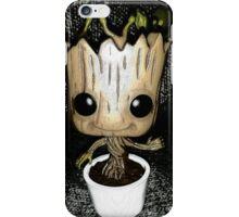 Marvel- Baby Dancing Groot iPhone Case/Skin