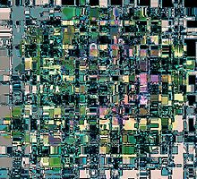 Green Squared by spotz
