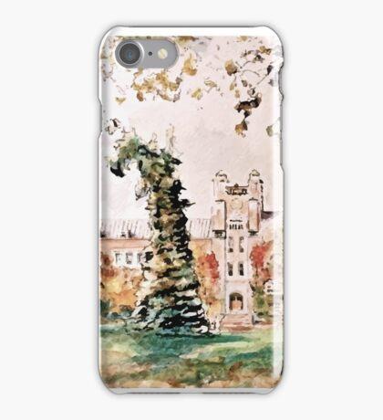 Alma Mater  iPhone Case/Skin