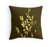 Bud Branch Throw Pillow