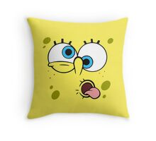 SpongeBob Squarepants - Silly Face Throw Pillow