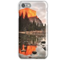 Valley View Sunset iPhone Case/Skin