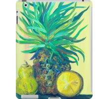 Pear and Pineapple iPad Case/Skin