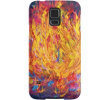 Fire and Passion - Here's to New Beginnings Samsung Galaxy Case/Skin
