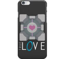 Portal | True Love iPhone Case/Skin