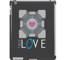 Portal | True Love iPad Case/Skin