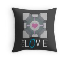 Portal | True Love Throw Pillow