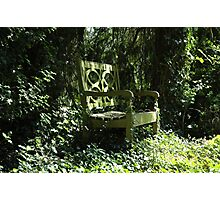 a country seat Photographic Print