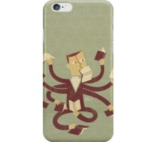 Love to Read iPhone Case/Skin