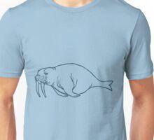 Walrus~! Unisex T-Shirt