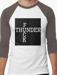 Alaska Thunderfuck Men's Baseball ¾ T-Shirt