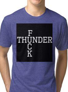 Alaska Thunderfuck Tri-blend T-Shirt